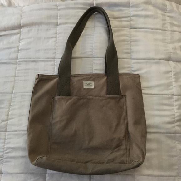 6b57c2c97 rag & bone canvas tote bag. M_5b9d8f110cb5aa9c6b3f23ce